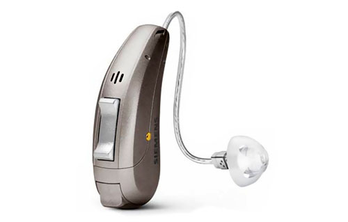 Siemens invisible tiny hearing aid