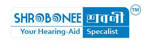 logo shrobonee hearing aid center